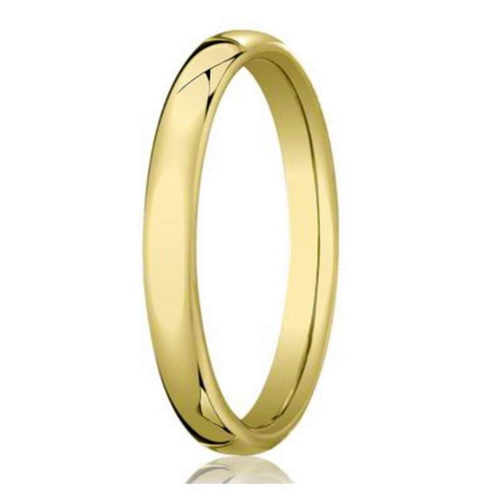 5ae05b286502a Heavy Comfort Fit 18K Yellow Gold Men's Designer Wedding Ring | 3.5mm